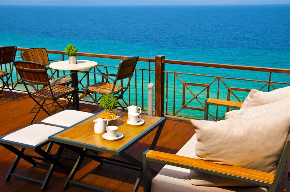Holidays Just for 2 in Afitos, Halkidiki – 8 days / 7 overnights