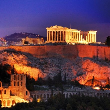 Classical Greece roundtrip